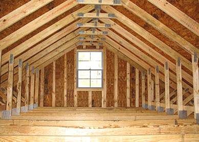 Permalink to how to build a wood floor with pole barn construction