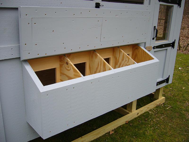 Free Chicken Coop Plans Amp Coop Construction Details