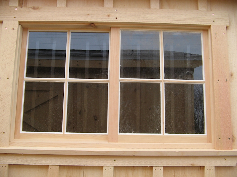 Wood Barn Sash Windows How To Build Wooden Sash Windows