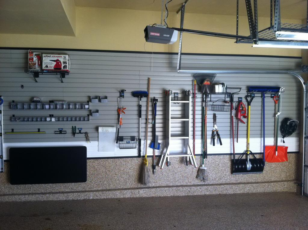Ideas For Organizing Car Garage Or Storage E