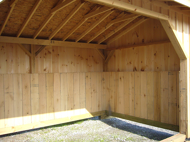 Plan Drawing How To Build A Storage Shed Turned Diy