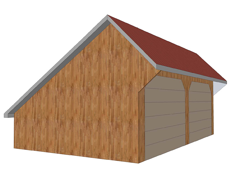 10 X 12 Saltbox Storage Sheds Plans 10 Free Engine Image