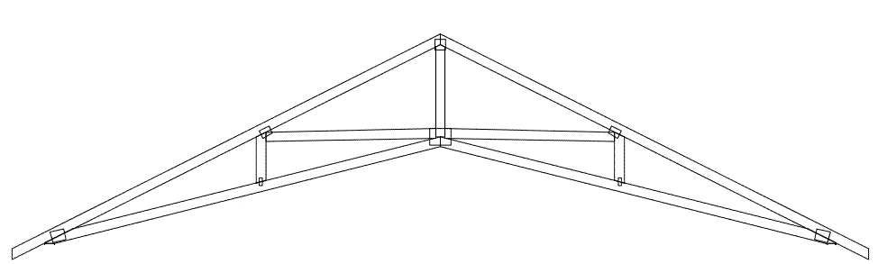 Scissor Truss Calculator