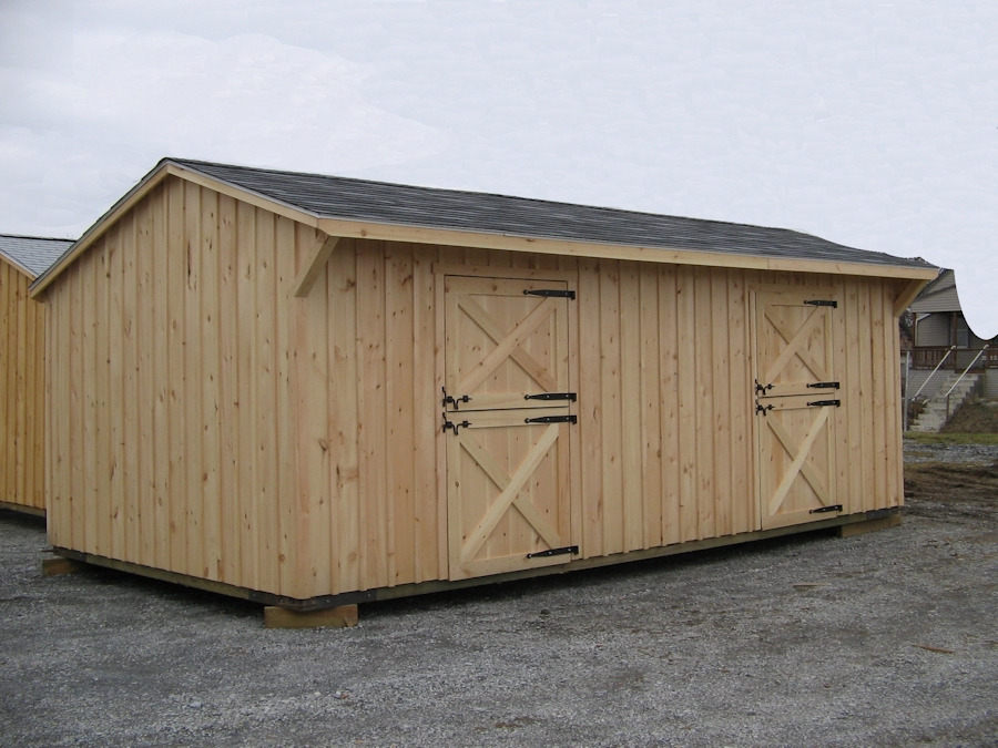 Free Barn Plans - Professional Blueprints For Horse Barns ...