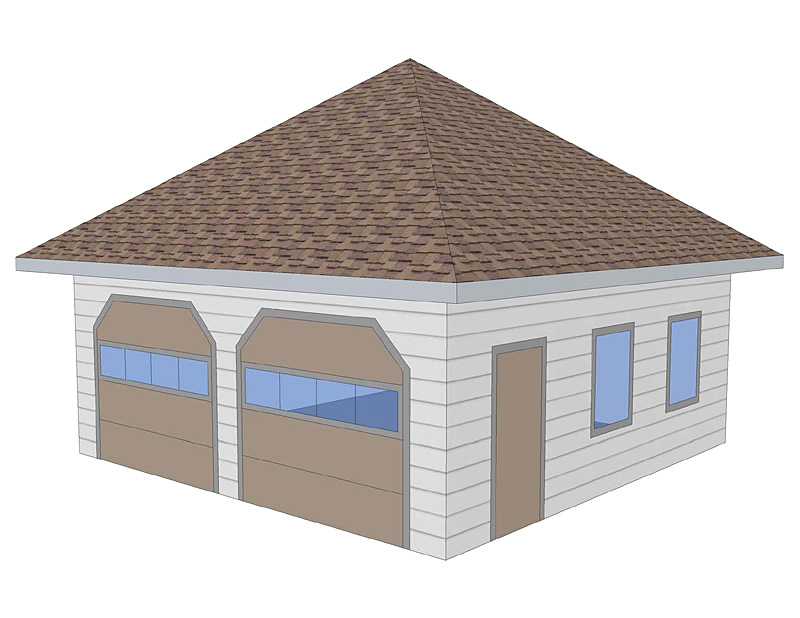 Roof types barn roof styles designs for Cottage style roof design