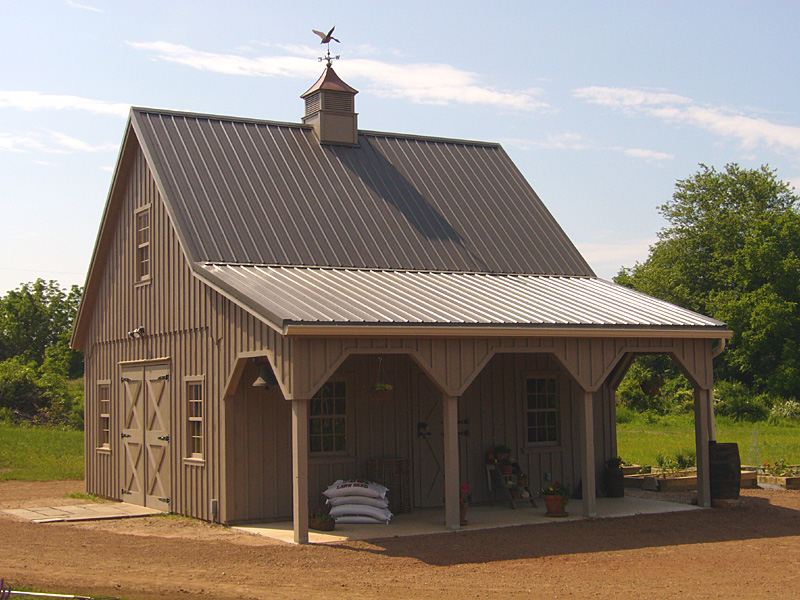 Oko Bi: Pole barn cupola plans